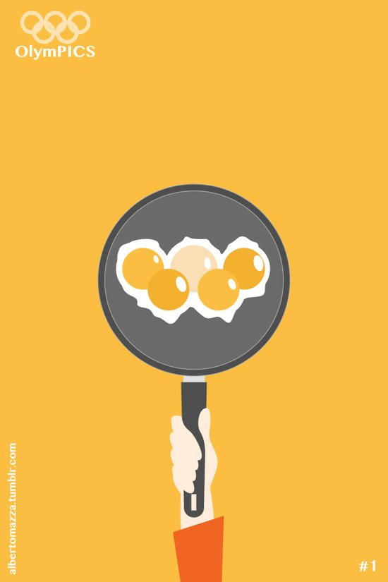 Olympics #1 Art Print