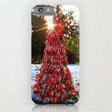 Yuletide tree iPhone 6 Slim Case