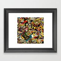 Unexpected - Part III [F… Framed Art Print