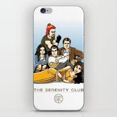 The Serenity Club iPhone & iPod Skin