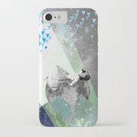 rain iPhone & iPod Cases featuring RAIN by Ceren Kilic