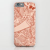 iPhone & iPod Case featuring #MoleskineDaily_15 by maykel nunes