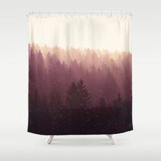 Chasing Light Shower Curtain