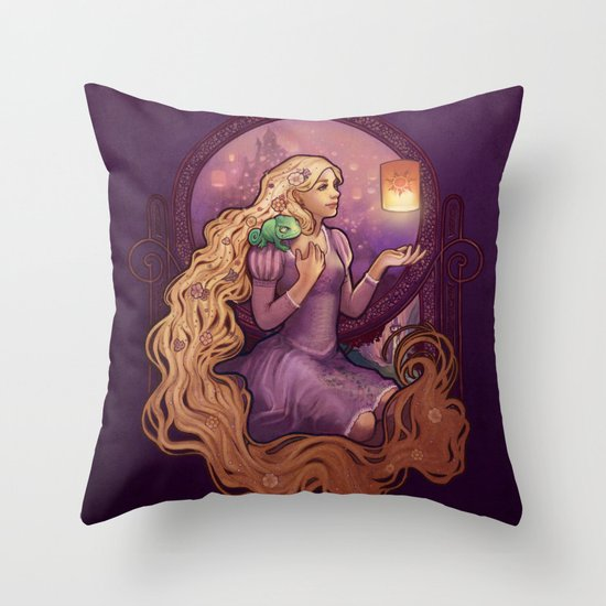A New Dream Throw Pillow