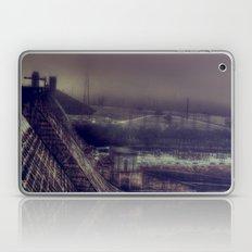 Mansfield Fog Laptop & iPad Skin