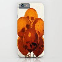 iPhone & iPod Case featuring SKULLOONS B21 by Lazy Bones Studios