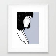 G I R L S 03 Framed Art Print