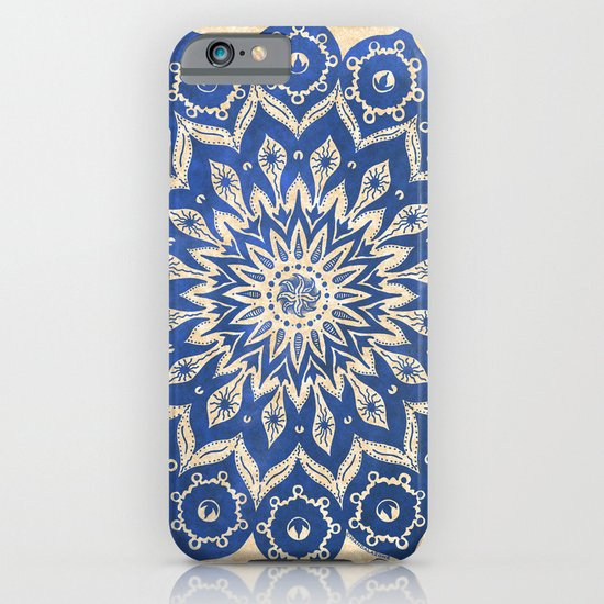 ókshirahm sky mandala iPhone & iPod Case