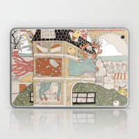 City Of Animamaly Laptop & iPad Skin