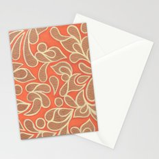 Abstract 81 Stationery Cards