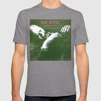 The Siths The King is Dead Mens Fitted Tee Tri-Grey SMALL