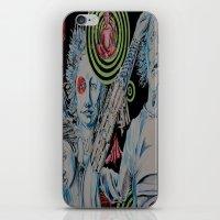 TechnoTrain iPhone & iPod Skin