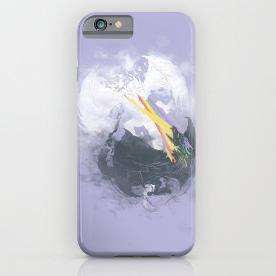 Clash of the sky Dragons iPhone & iPod Case
