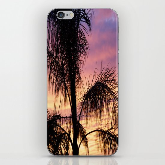 Warmth iPhone & iPod Skin
