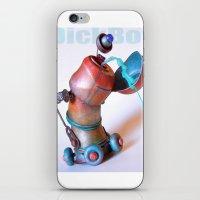 DickBot iPhone & iPod Skin