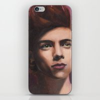 Painted Harry iPhone & iPod Skin