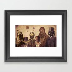 Victorian Wars  Framed Art Print