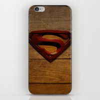SuperWood iPhone & iPod Skin