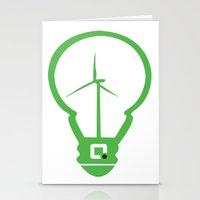 Innovative Energy: BULB Stationery Cards
