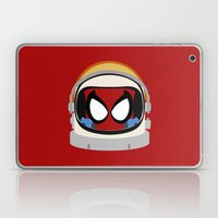 Spidey-Naut Laptop & iPad Skin