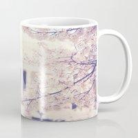 Cherry Blossoms At The J… Mug