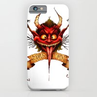 Krampus is Coming iPhone 6 Slim Case