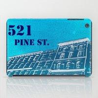 Pine St iPad Case