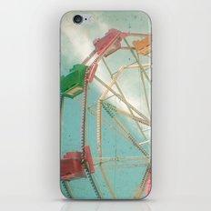 Big Wheel II iPhone & iPod Skin