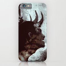 Darkness and light iPhone 6 Slim Case