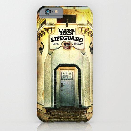Laguna Beach iPhone & iPod Case