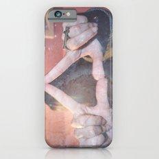 hipster triangel iPhone 6 Slim Case