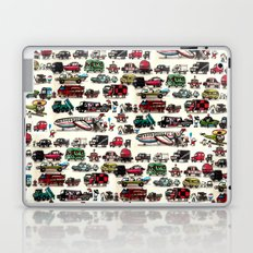 On Our Way. Laptop & iPad Skin