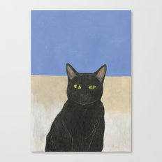 Manfred Canvas Print