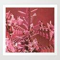flowers · still life 2 Art Print