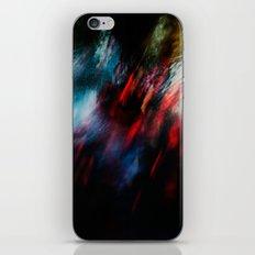 Abstract goldfish_02 iPhone & iPod Skin