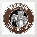 Musain Coffee shop Canvas Print