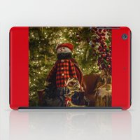Merry Christams To All!  iPad Case