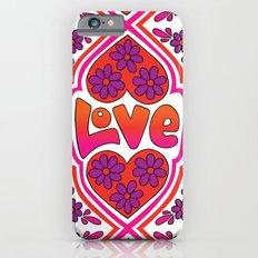 Psychedelic Love Slim Case iPhone 6s