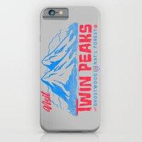 Visit Twin Peaks (hot Pi… iPhone 6 Slim Case