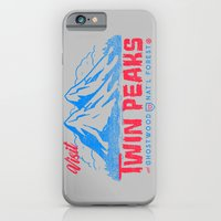 Visit Twin Peaks (hot Pi… iPhone 6 Slim Case
