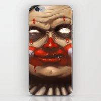 Hide Your Children iPhone & iPod Skin