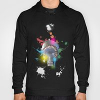 Sydney Tower Abstract Hoody