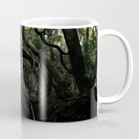 Big Cat On The Prowl Mug