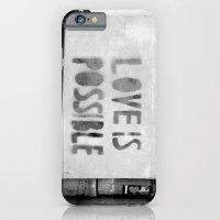 Love Is Possible - Berli… iPhone 6 Slim Case