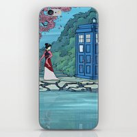 Cannot Hide Who I Am Ins… iPhone & iPod Skin