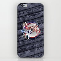 The Barber Factory iPhone & iPod Skin