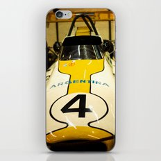 Argentina #4 iPhone & iPod Skin