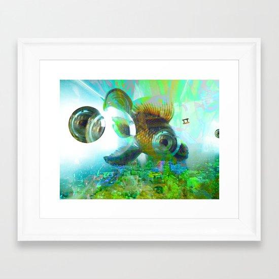 Nolkefei Framed Art Print