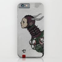 iPhone & iPod Case featuring worm by happiestfung
