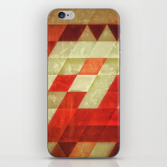 ryd_gyld iPhone & iPod Skin
